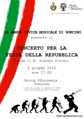 Concerto 2 Giugno