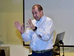 Il mitico coordinatore dello spettacolo Matteo Taboni!!!
