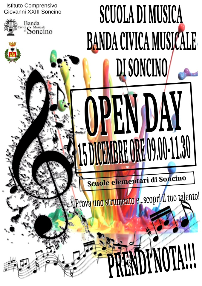 Locandina Open day modificata